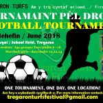 GWYL BEL DROED/TREGARON TURFS JUNIOR FOOTBALL FESTIVAL