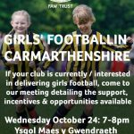 West Wales Women's and Girls' Football League